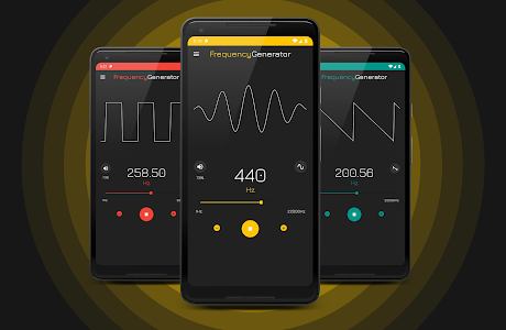 Frequency Sound Generator 1.8.2