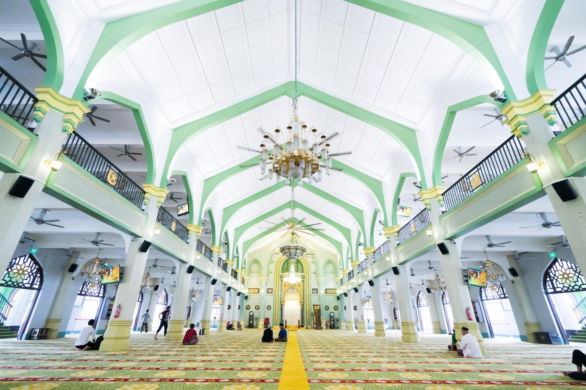 シンガポール サルタン・モスク2