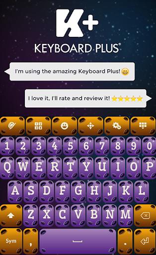 Meteor Theme Keyboard Plus