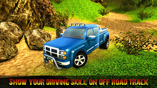 Extreme Offroad Driving Revolution : Spin Tires 1.0 screenshots 1