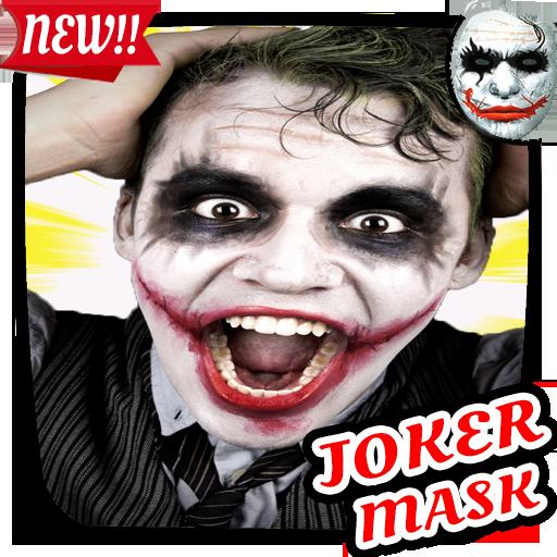 Photo Editor For Joker Mask Google Play De Uygulamalar