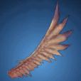 多頭獣の翼
