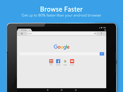 5G Browser- screenshot thumbnail