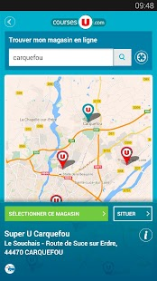 CoursesU vos courses en ligne- screenshot thumbnail