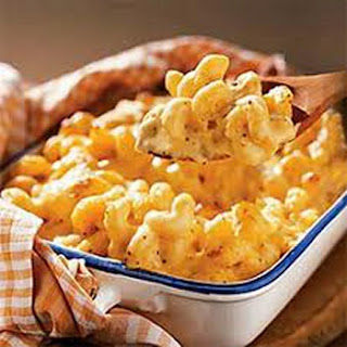Boston Market Macaroni and Cheese.