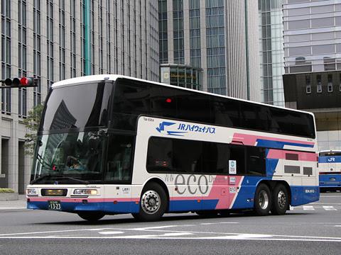 西日本JRバス「青春エコドリーム」 1323
