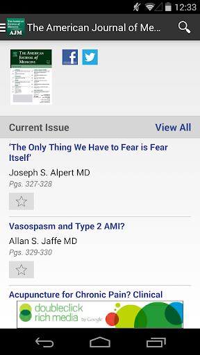 American Journal of Medicine