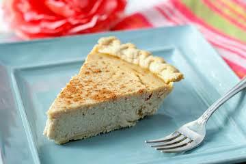 My Ricotta Pie