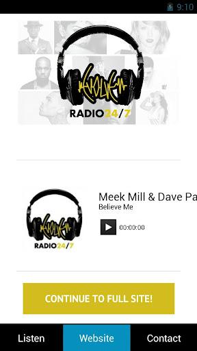 Evolve Radio 24 7