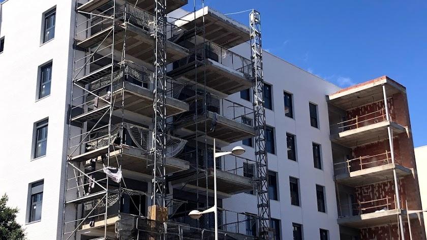 La construcción es una de las actividades más afectadas.