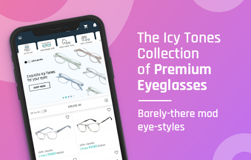 Lenskart: Eyeglasses, Sunglasses, Contact Lens App screenshot 3