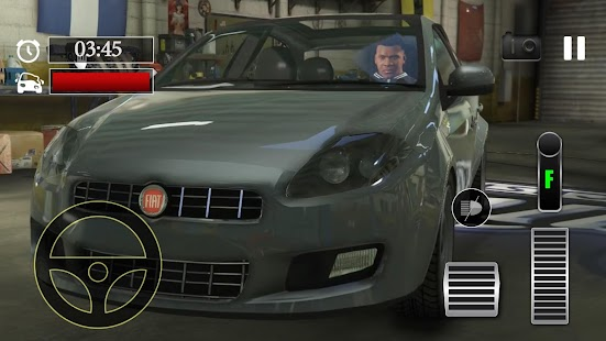 Car Parking Fiat Bravo Simulator - náhled