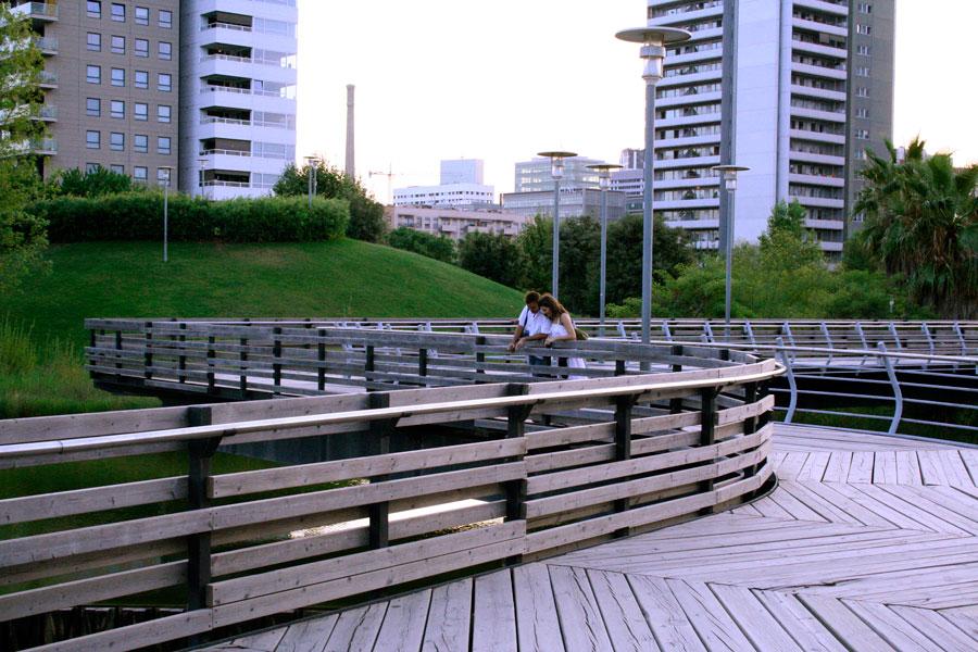 Foto Parque de Diagonal Mar 7