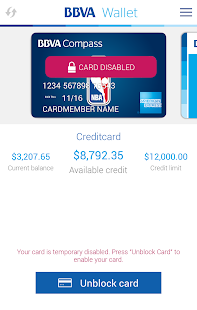 BBVA Wallet | USA- screenshot thumbnail