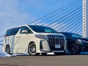 アルファード GGH35W ELS  4WD  2019年のカスタム事例画像 マルト8さんの2020年02月24日21:17の投稿