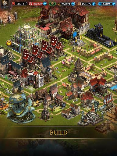 Rage War: Time Battles  screenshots 1