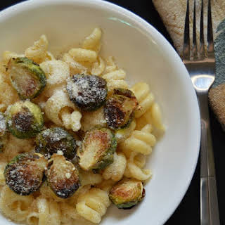 Brussel Sprouts Pasta Recipes.