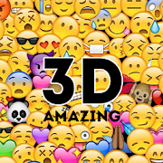 3D Amazing Emoji