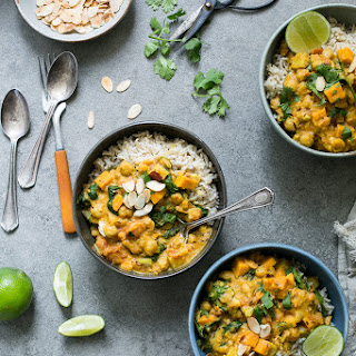 Sweet Potato Curry Indian Recipes