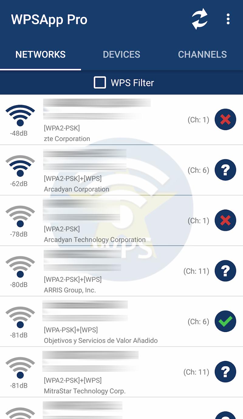 WPSApp Pro Screenshot 2
