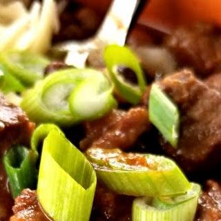 Slow Cooker Chipotle Steak Chili.
