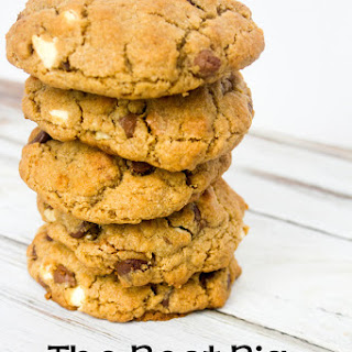 The Best Big, Fat, Chewy Triple Chip Cookies