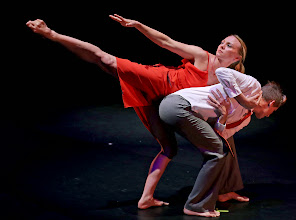 Photo: No-Doubting Thomas Choreography: Rebekah Wainright Dancers: Michelle Brown and Rebekah Wainright In dedication to my sister's perseverance and faith, and in loving memory of my courageous nephew, Thomas. Photo by: Brian Passey