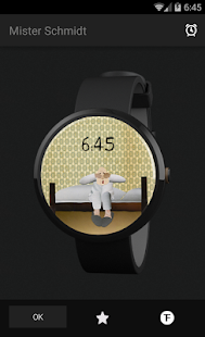Mister Schmidt Watch Face- screenshot thumbnail