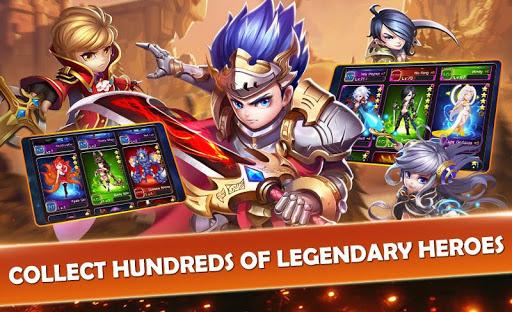 7 Paladins NA: 3D RPG x MOBA 1.1.9 screenshots 12
