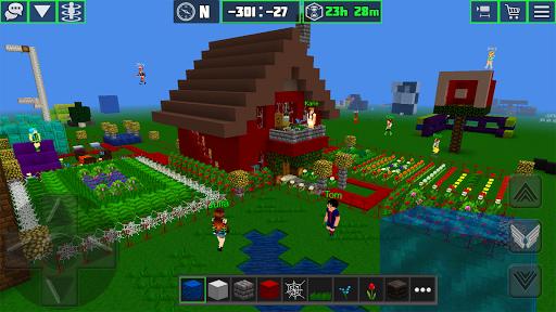 Multicraft: Block Craft Mini World 3D apkdebit screenshots 10