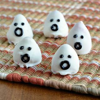 BOO Berries Recipe for Halloween