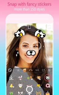 Sweet Selfie Pro - AR Selfie camera,Motion sticker- screenshot thumbnail