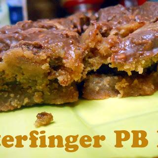 Butterfinger PB Bars