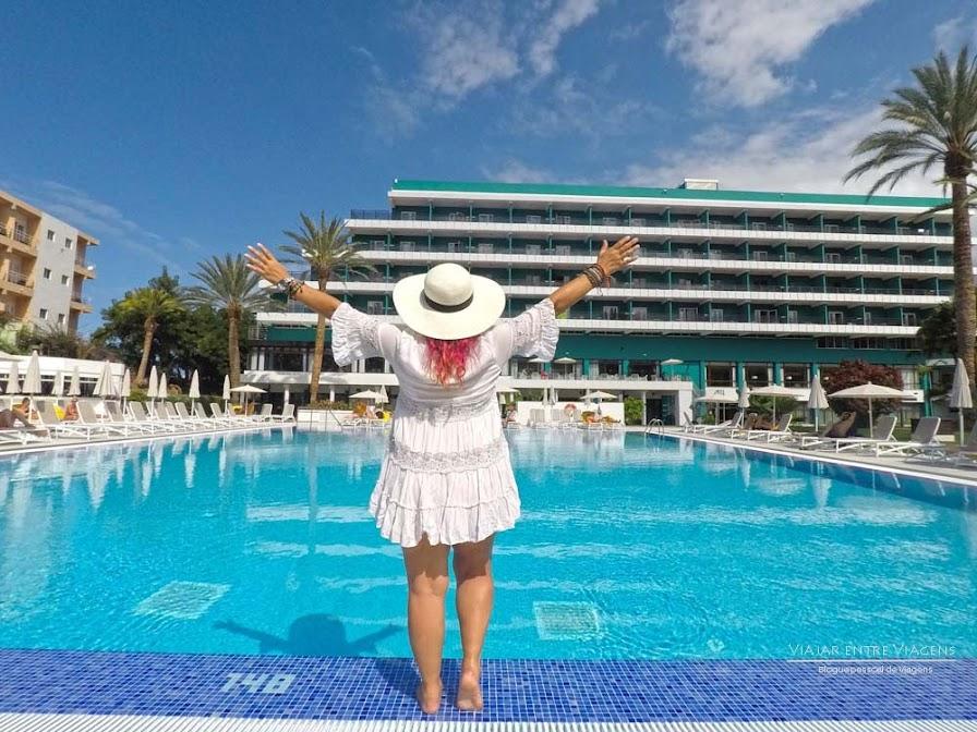 Hotel Taoro Garden, um resort em Tenerife, com vista sobre o mar e sobre o Teide | Espanha