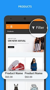 MageIonic - Magento Ionic App- screenshot thumbnail