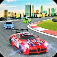 Fast Car Drive Car Racing Game