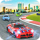 Fast Car Drive Car Racing Game