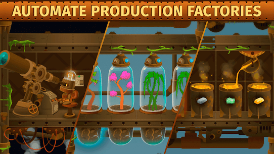 Deep Town Mining Factory Mod Apk 4.4.8 (Unlimited Money + No Ads) 5