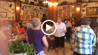 Video: We're NOT a shy and retiring group!!