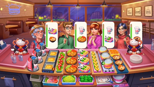 Cooking Home screenshot 3