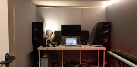 Nieuwe studio Naturall Productions