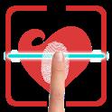 Fingerprint Love Test Scanner Prank icon