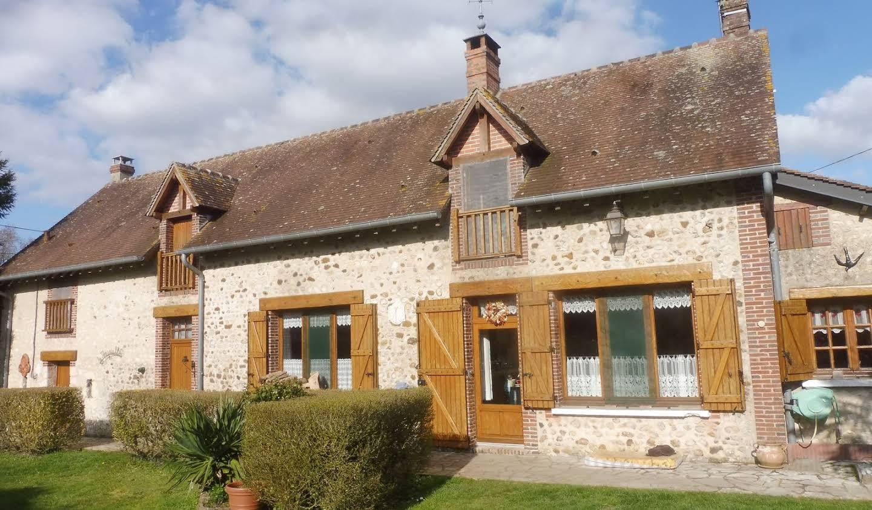 Maison avec jardin Autheuil