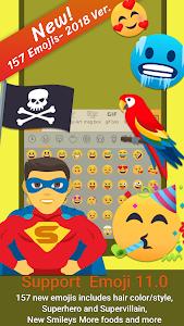 ai.type Free Emoji Keyboard 2019 Free-9.6.0.5