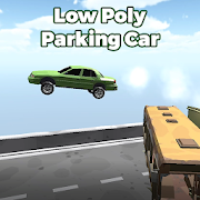 Low Poly Parking Car