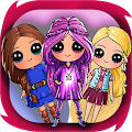 how to draw american doll girls APK