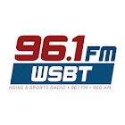 96.1FM 960AM WSBT Talk Radio icon