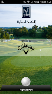 Highland Park Golf Course- screenshot thumbnail