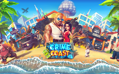 Crime Coast: Mafia Wars v52 (Mod)