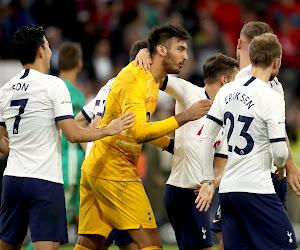 Tottenham privé d'une de ses nouvelles recrues jusque fin octobre